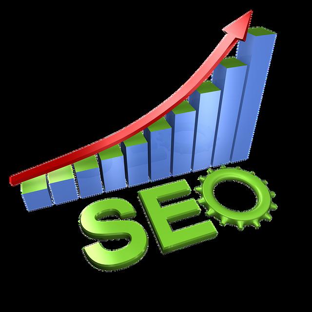 graf růstu při metodice SEO