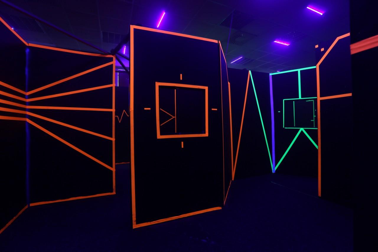 Co můžete očekávat před vstupem do arény lasergame Praha